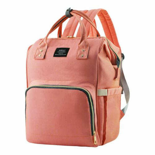 mommy baby diaper bag large capacity nappy