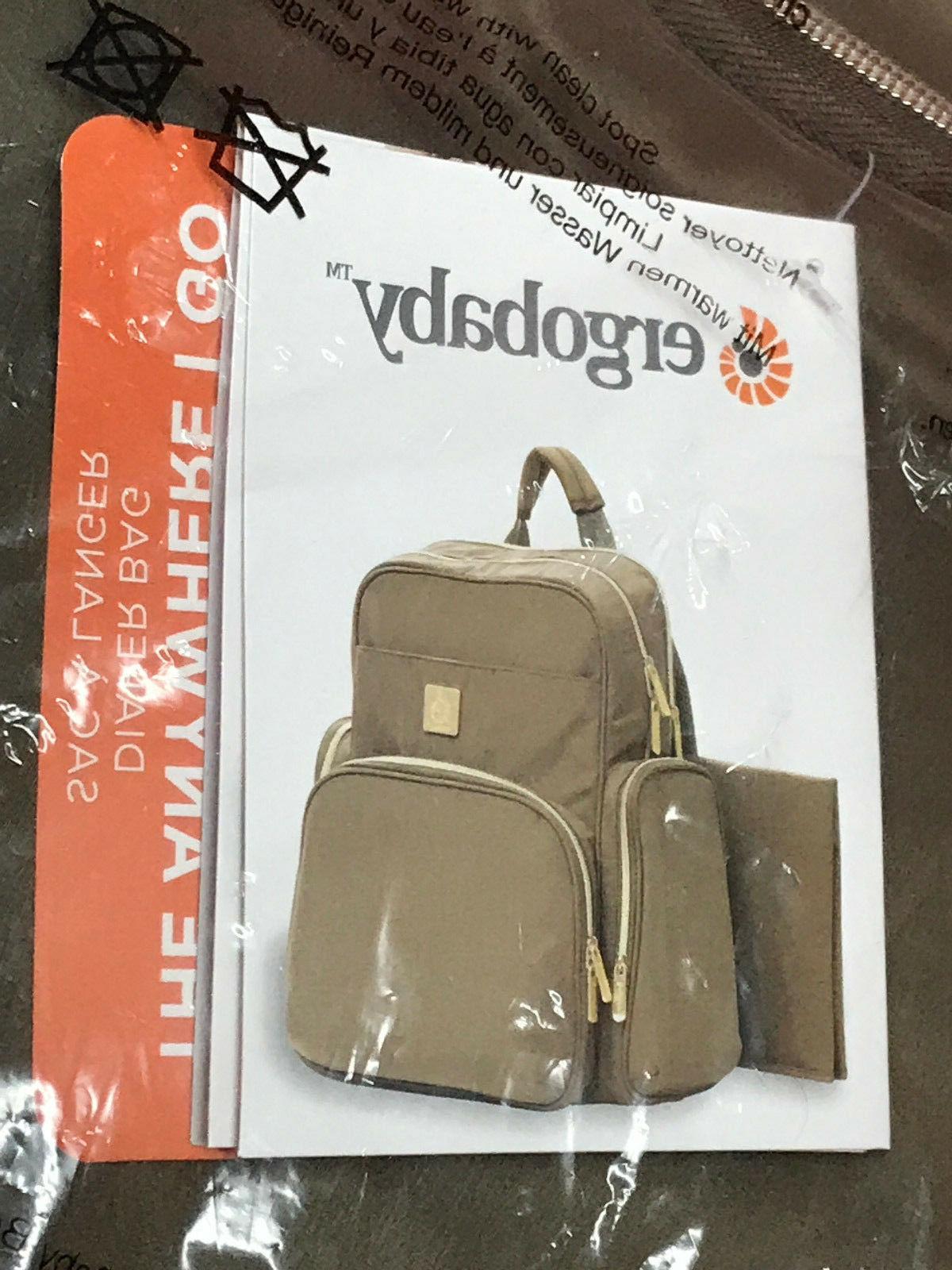 new anywhere i go day trip backpack