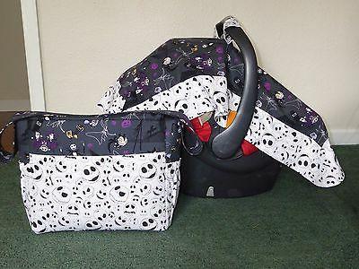 **NIGHTMARE Baby Car Seat
