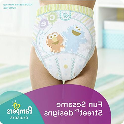 Pampers Diapers Pack - Count