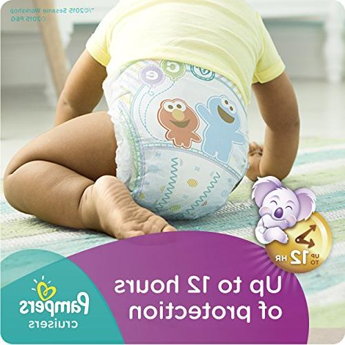 Pampers Cruisers Diapers - 104 Count