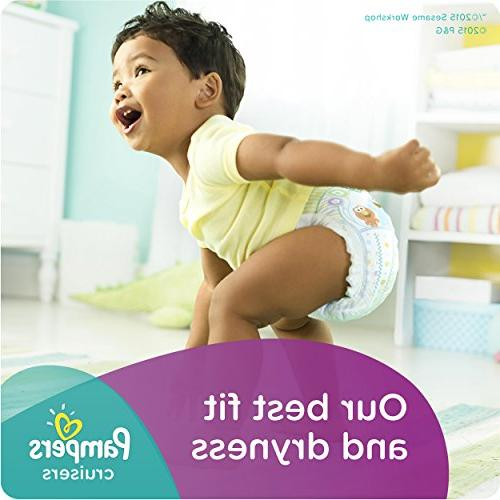 Pampers 6 Diapers Pack -