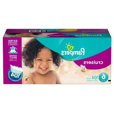 pampers cruisers 6 diapers economy