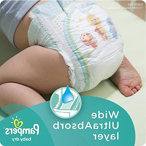 Pampers Dry 3 Pack - -