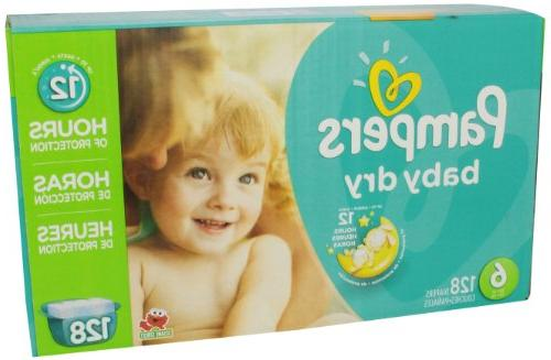 Pampers 6 Pack -