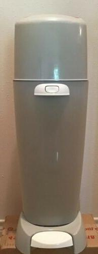 Playtex Diaper Genie Complete Assembled Diaper Pail with Odo