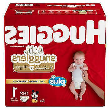 Huggies Plus 1 6 size 6, count
