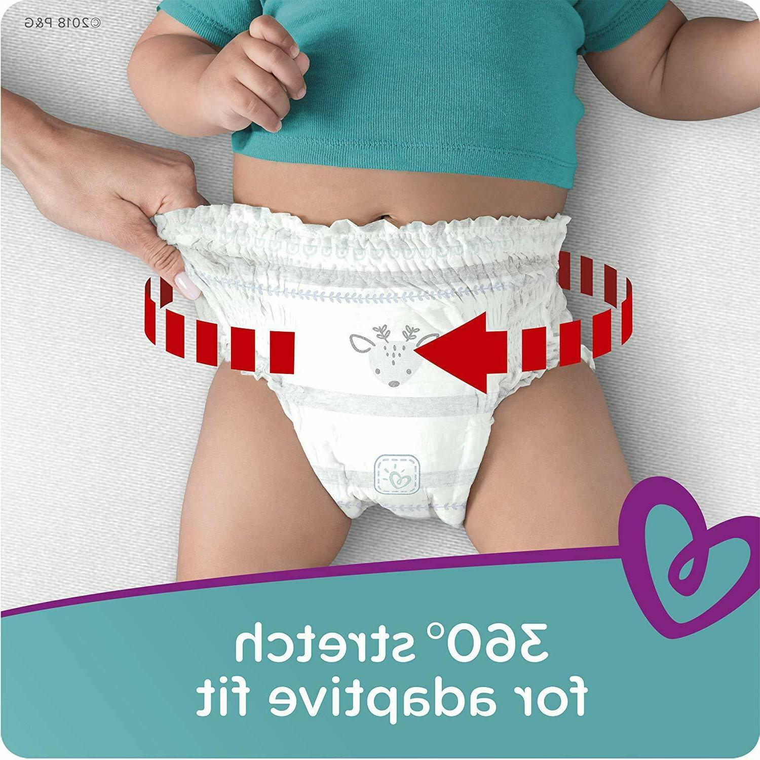 Diapers Size Count - On Cruisers 360˚ Fit Disposable Baby Dia