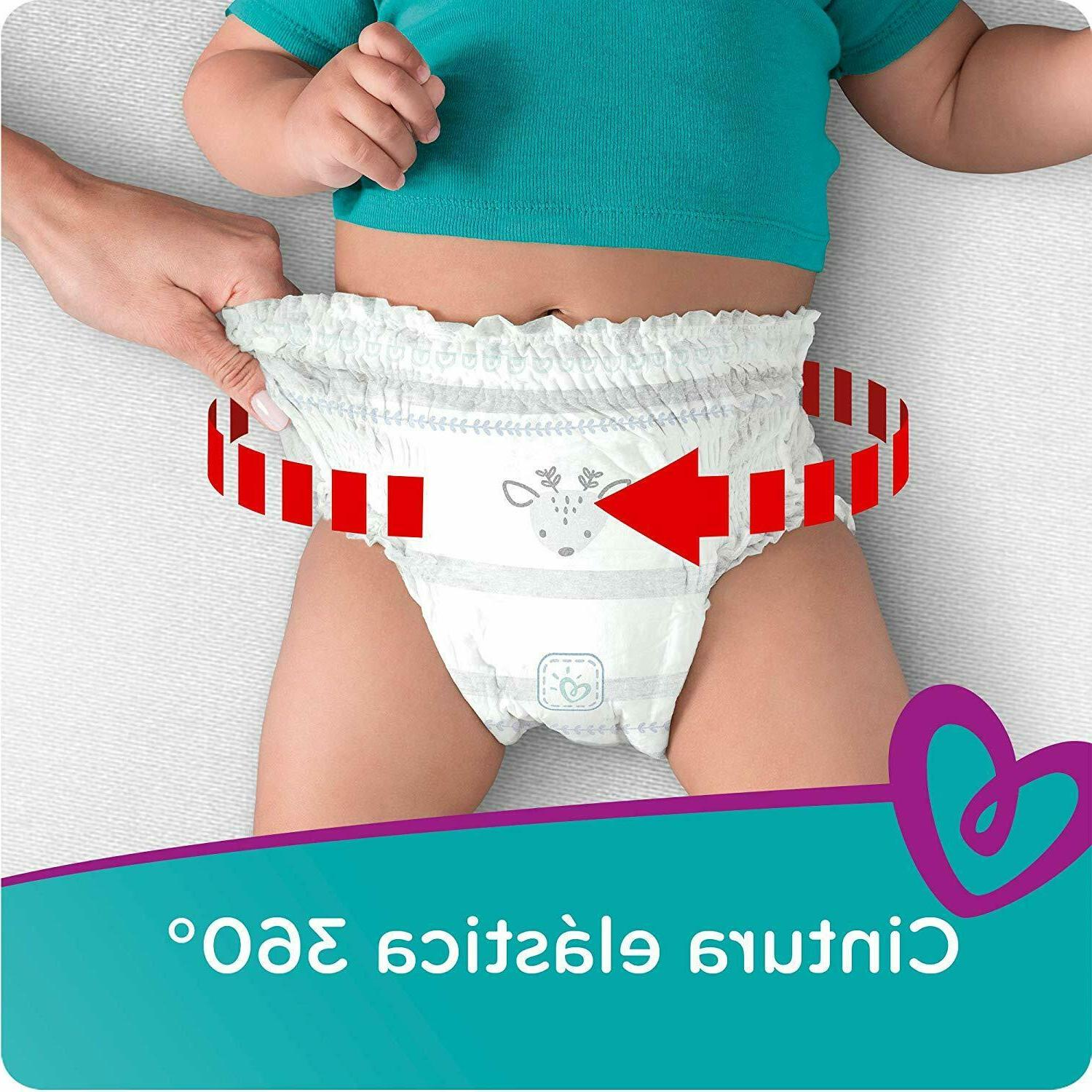 Pampers Size 3 360˚ Baby Diapers