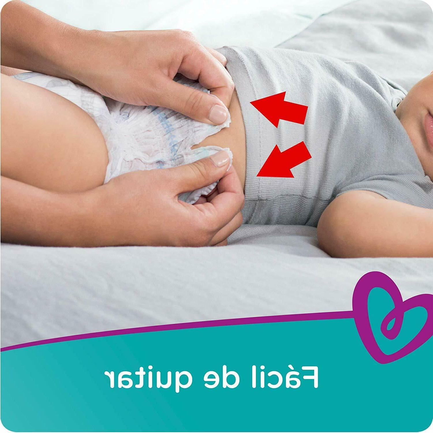 Pampers Size - 360˚ Diapers