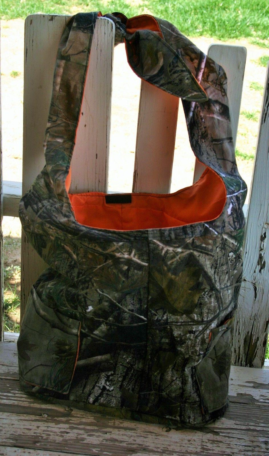 realtree and diaper with strap