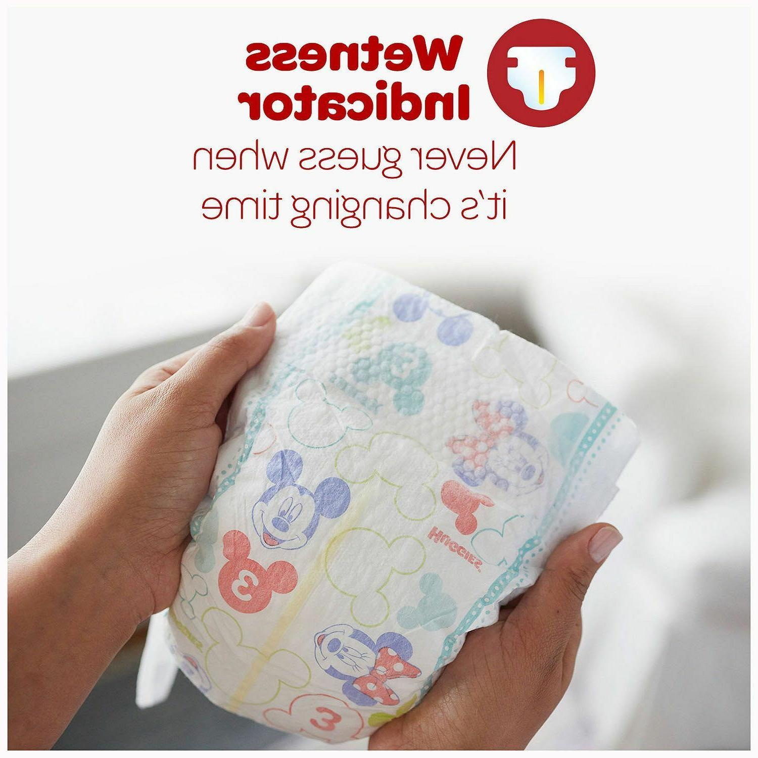 Huggies Snug Dry Baby Diapers Size 2, 4, 5, 6. Shipping.