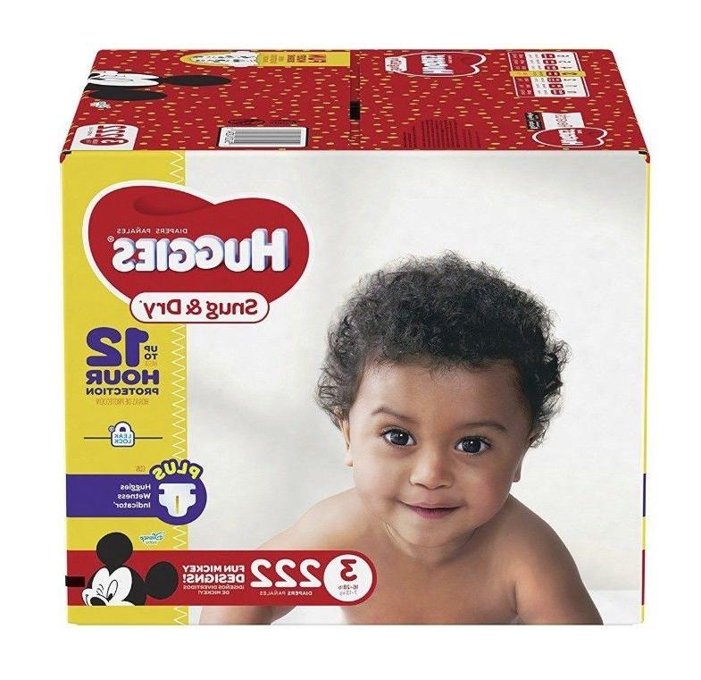 snug and dry diapers size 3