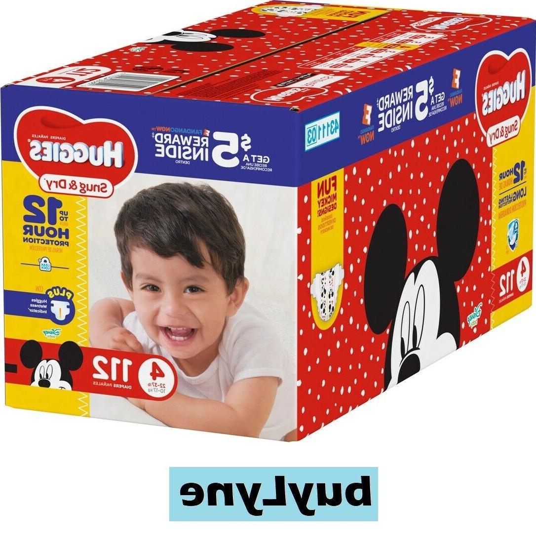 Huggies Dry Diapers **buyLyne**