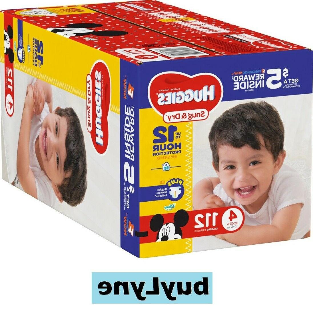 Huggies Snug Diapers **buyLyne**