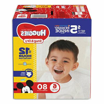 snug and dry diapers size 6 35