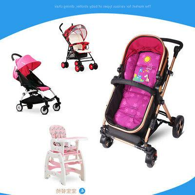 soft stroller cushion seat cover baby diaper