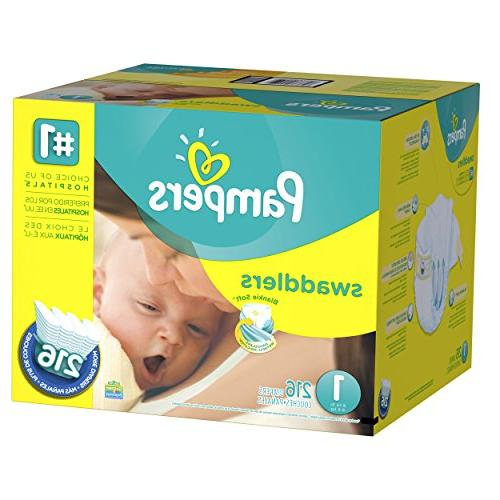 Pampers Swaddlers Diapers,