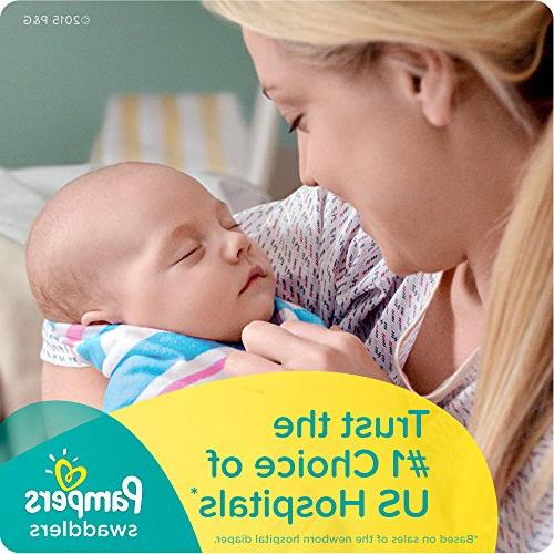 Pampers Giant Pack - 128 ct