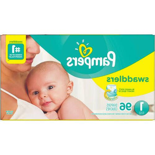 Pampers 1 - count
