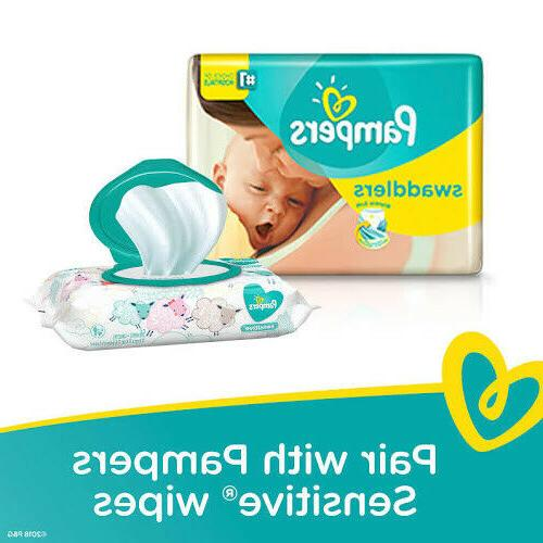 Pampers Swaddlers Size 1 96