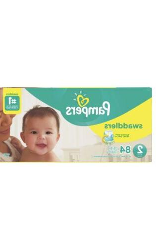 swaddlers diapers size 2 84ct