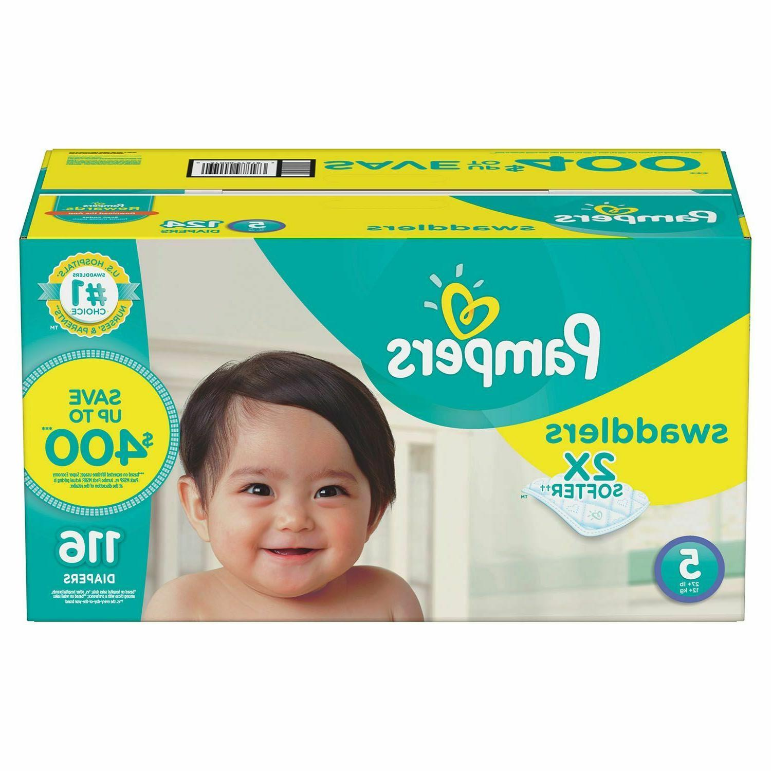 Pampers Sizes