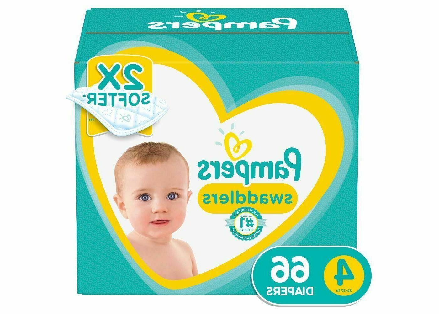 Pampers Swaddlers Pack -