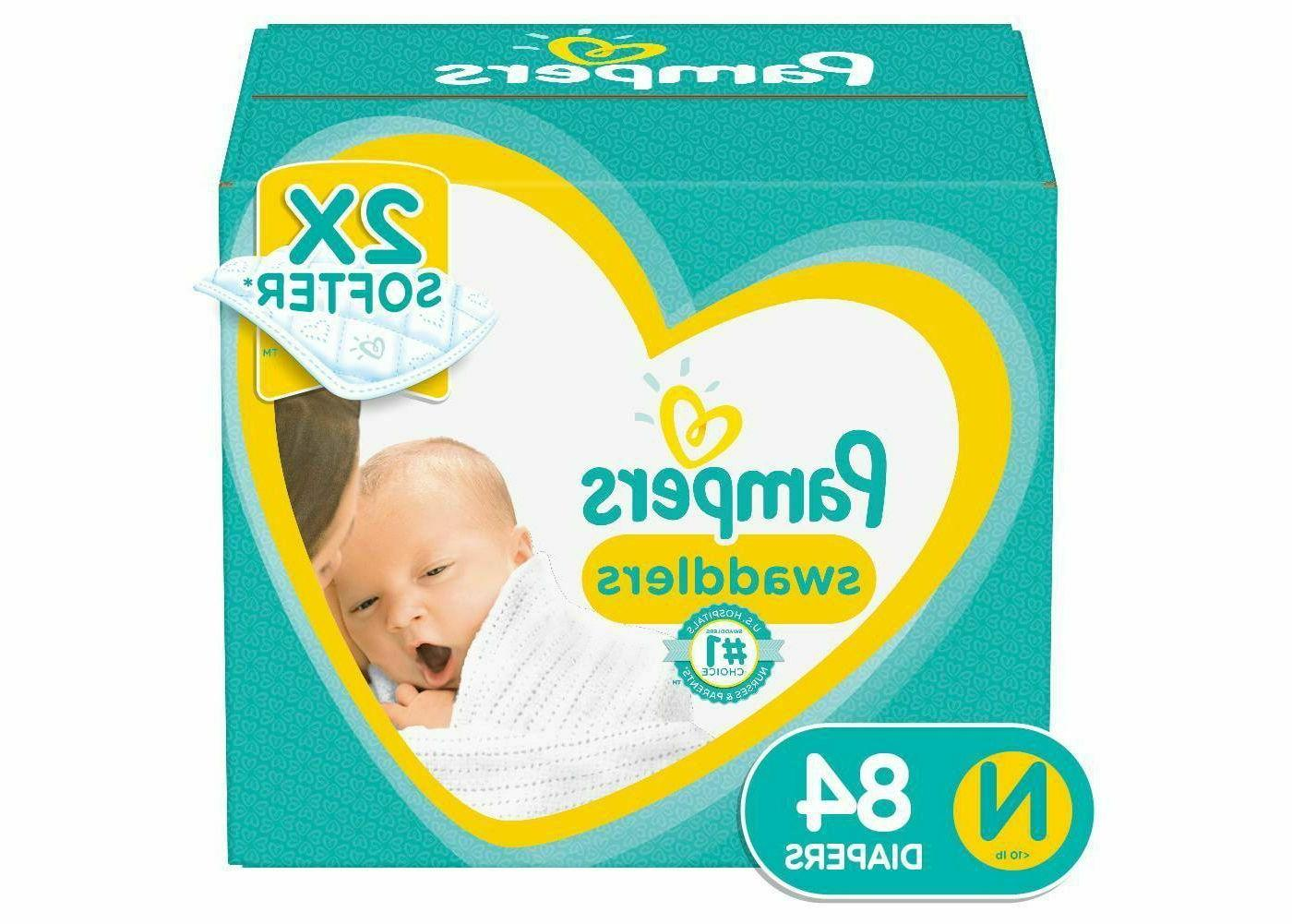 swaddlers diapers super pack select size