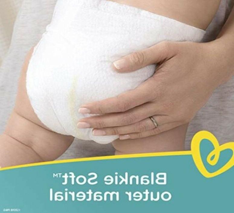 Pampers Disposable Diapers 198 Count,