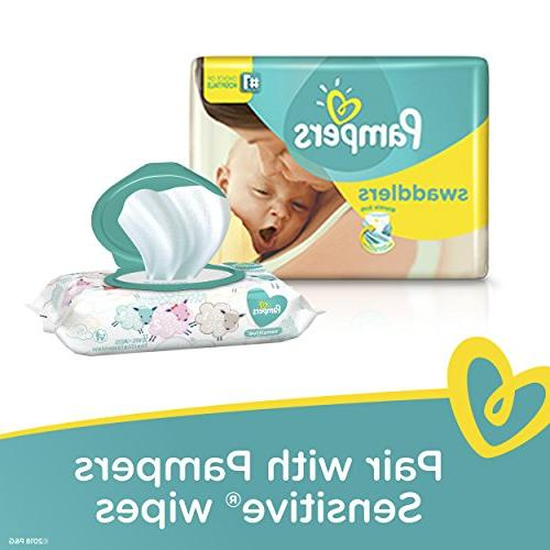 Pampers Disposable Baby Diapers Size