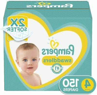 swaddlers disposable diapers 4