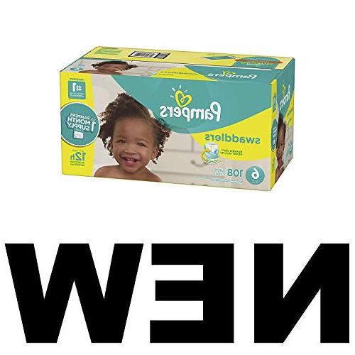 Pampers Diapers Count,