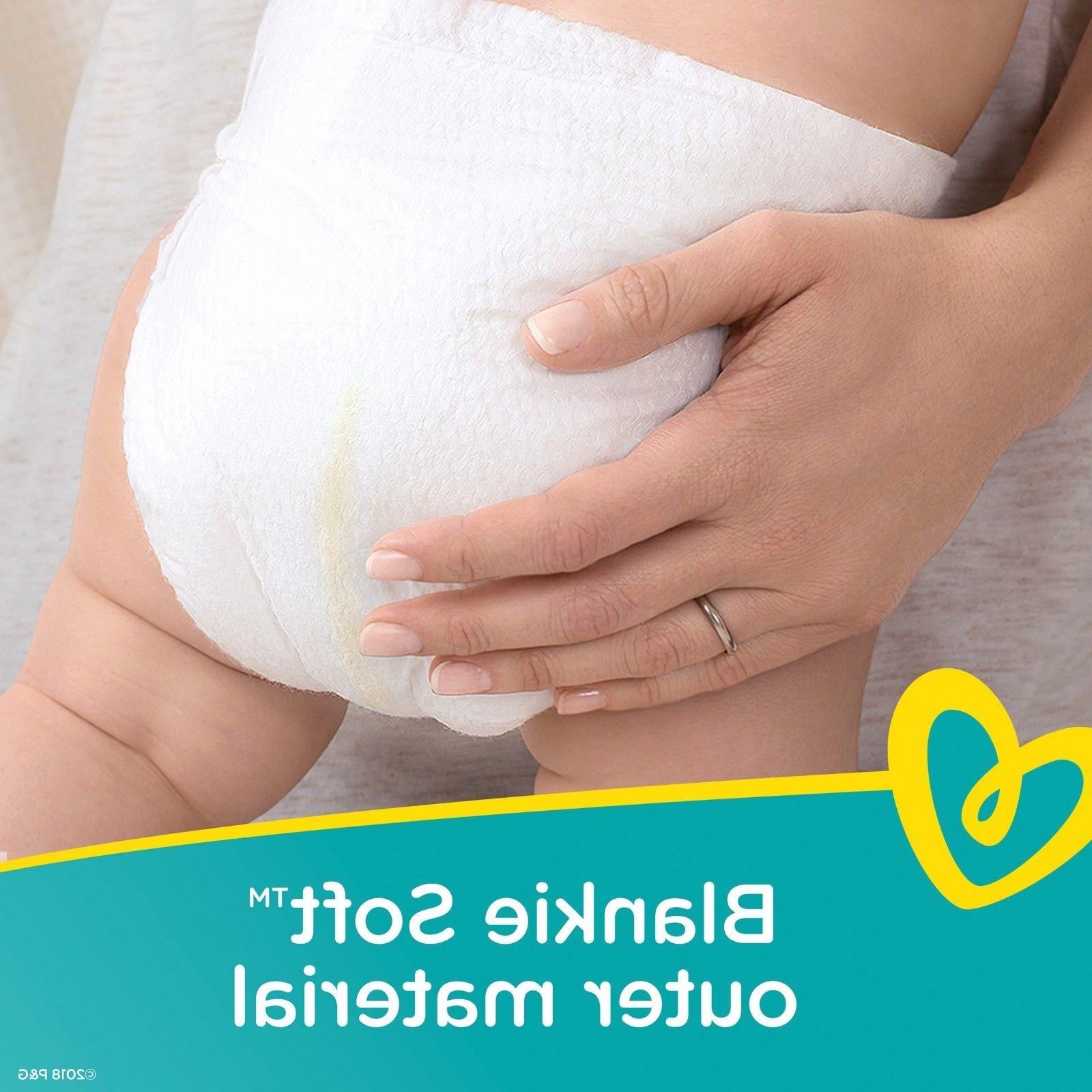 Pampers Size