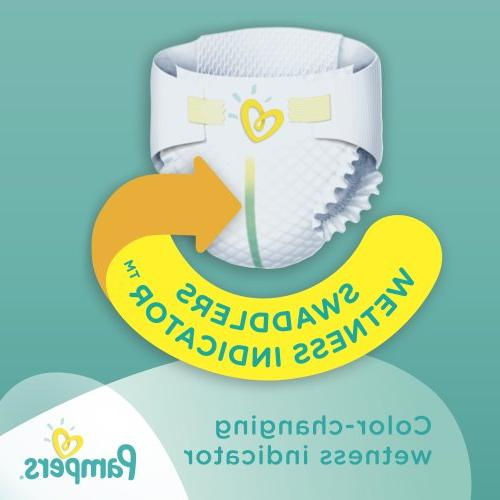Pampers Sensitive Diapers,