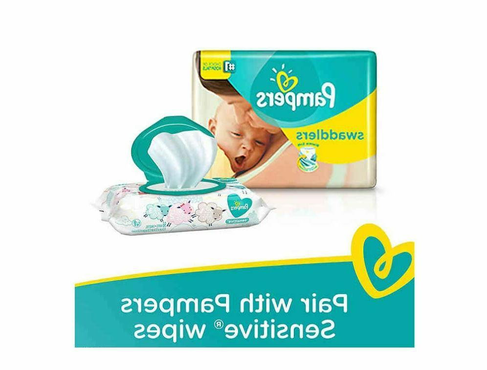 Pampers Newborn/1/2/3/4 Pack -