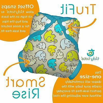 Tidy Tots Baby Diaper Set Cloth Cover