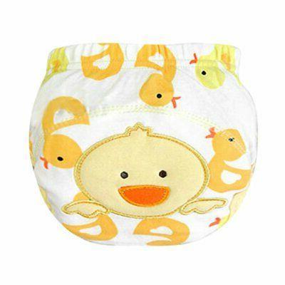 Toddler Nappy Training Pants Baby Kid Cotton Underwear