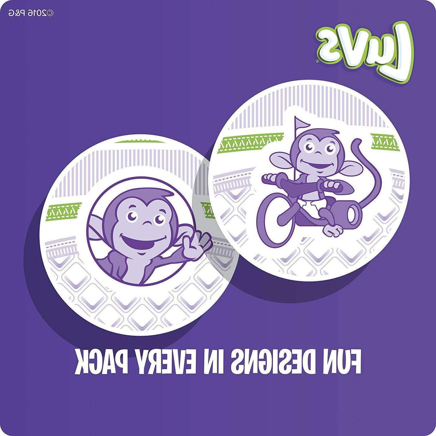 Luvs Ultra Diapers 252 TAX