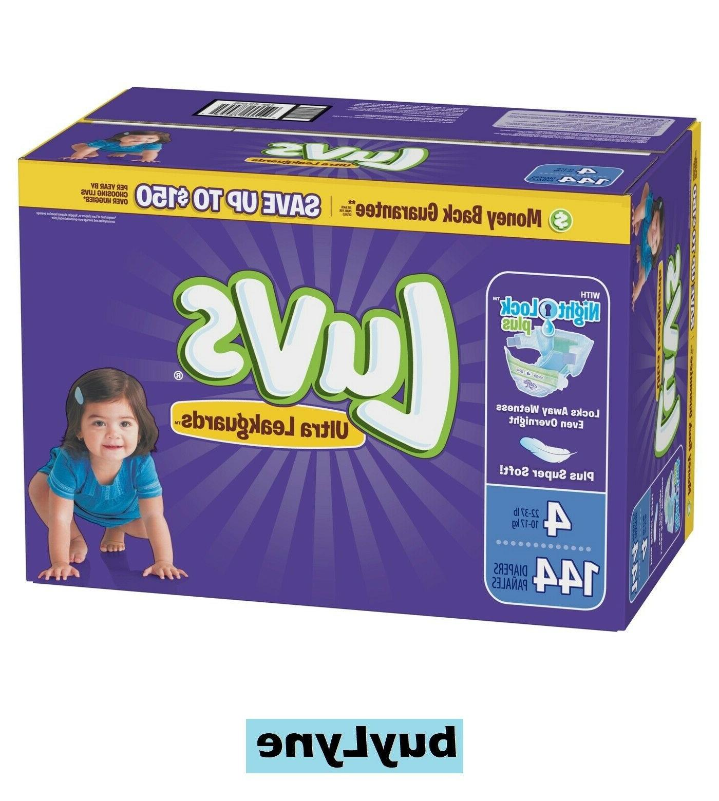 Luvs Ultra Diapers -