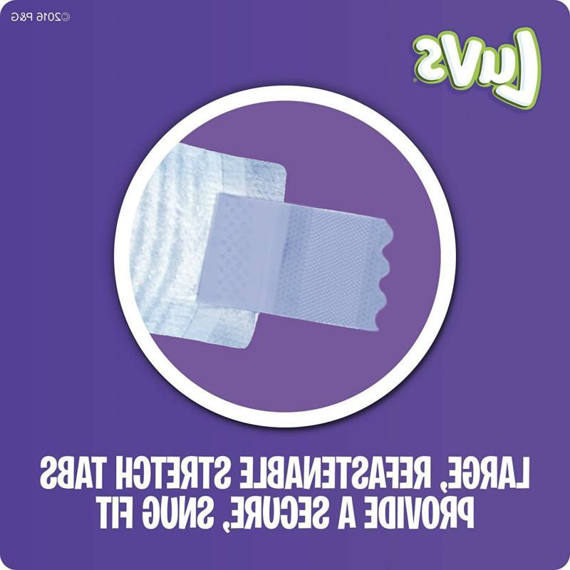 Luvs Disposable Baby Diapers Size 1, 252 MON