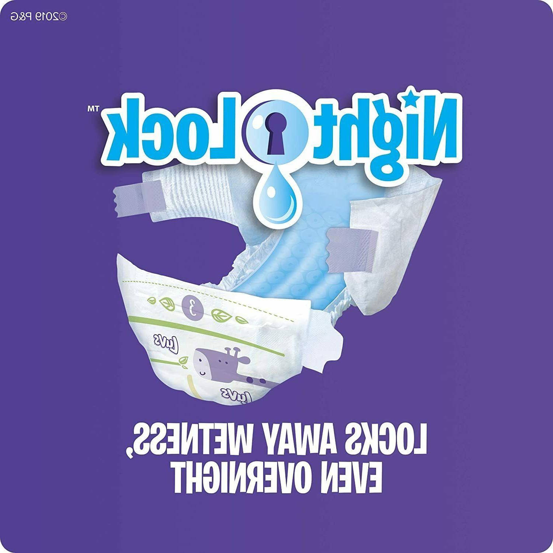 Luvs Triple Diapers & Size 5