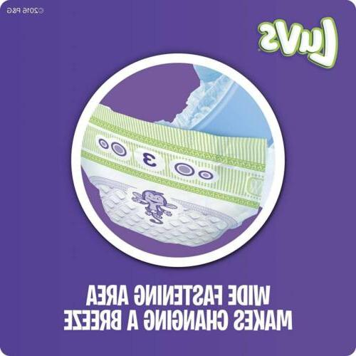 Luvs Ultra Disposable Baby Diapers 228 Count