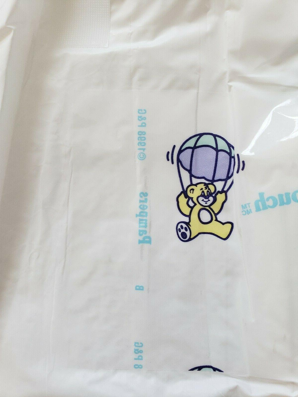 Vintage Pampers Baby-Dry Size 6 - RARE 1998