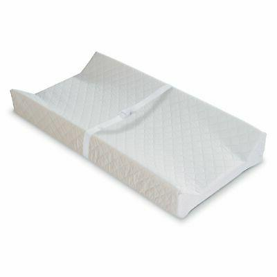 waterproof 2 sided contoured baby diaper mat