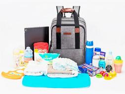 Large Waterproof Baby Diaper Bag Mummy Maternity Laptop/Trav