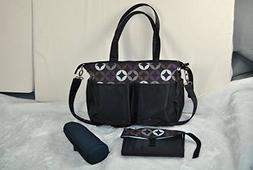 Ju-Ju-Be Legacy Collection B.F.F. Convertible Diaper Bag, Th