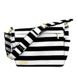 JuJuBe Better Be Messenger Diaper Bag, Legacy Collection - T