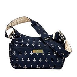 JuJuBe HoboBe Purse Diaper Bag, Nautical Collection - The Ad
