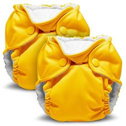 Kanga Care Lil Joey All In One Cloth Diaper  - Dandelion, Ne